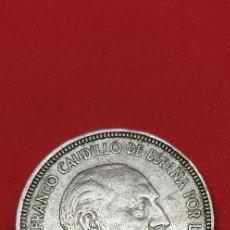 Monedas Franco: 5 PESETAS 1957 *61. Lote 204204708