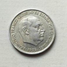 Monedas Franco: ## ESTADO ESPAÑOL - 10 CÉNTIMOS 1959 ##. Lote 204327166