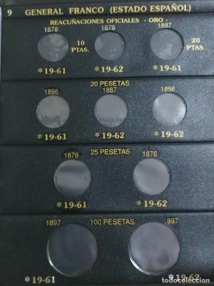 Monedas Franco: ALBUM DE MONEDAS ESTADO ESPAÑOL 1936-1975 FRANCO - Foto 9 - 204480840