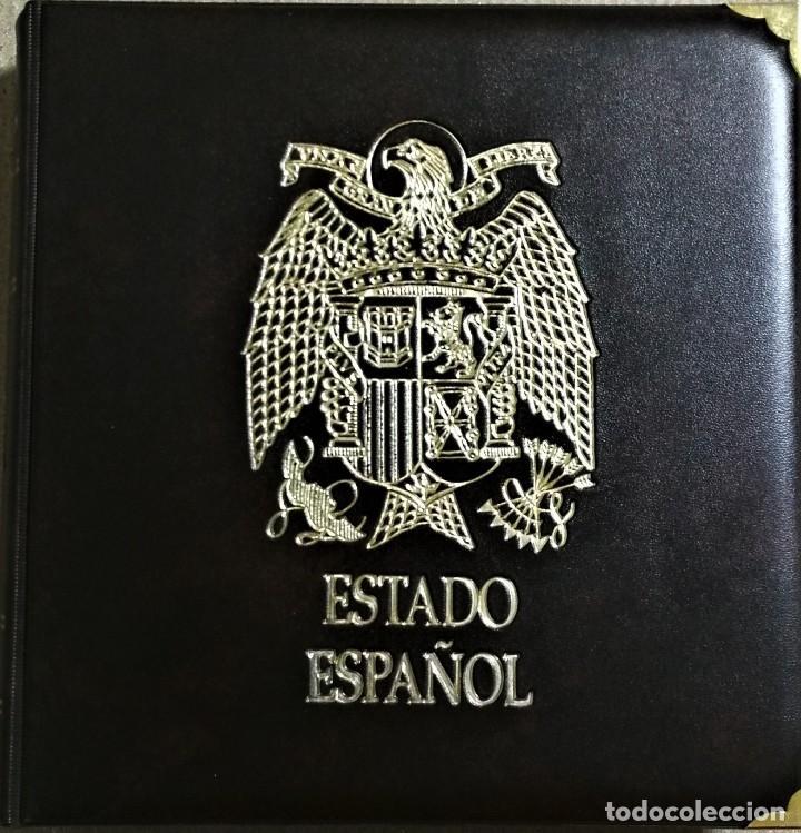 Monedas Franco: ALBUM DE MONEDAS ESTADO ESPAÑOL 1936-1975 FRANCO - Foto 10 - 204480840