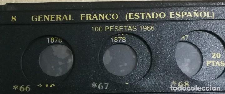 Monedas Franco: ALBUM DE MONEDAS ESTADO ESPAÑOL 1936-1975 FRANCO - Foto 11 - 204480840