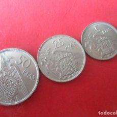 Monedas Franco: SERIE DE LA I EXPOSICIÓN IBEROAMERICANA DE NUMISMATICA BA. 1957 SIN CIRCULAR. #SG.. Lote 204605110