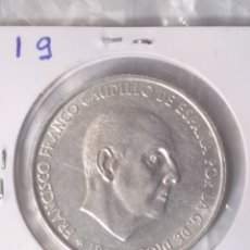 Monedas Franco: 100PTS DE 1966 FRANCISCO FRANCO. Lote 204988255
