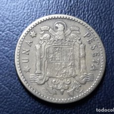 Monedas Franco: 1 PESETA 1953 *56 EBC MUY BONITA. Lote 205686793
