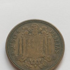 Monedas Franco: 2,5 PESETAS AÑO 1953. Lote 205694671