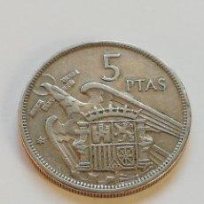 Monedas Franco: 5 PESETAS DE 1957. Lote 205756241