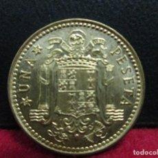 Monedas Franco: 1 PESETA 1966 ESTRELLAS 19 75. Lote 206268852