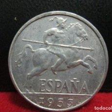 Monedas Franco: 10 CENTIMOS 1953 EN BUENA CONSERVACION. Lote 206269845