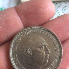Monedas Franco: 50 PESETAS SERIE BA. Lote 207605611