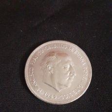 Monedas Franco: MONEDA DE 5PTS DE 1949 SIN CIRCULAR. Lote 208813703