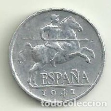 Moedas Franco: MONEDA ESPAÑA. MONEDA 5 CENTIMOS 1941. Lote 209178070
