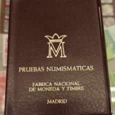 Monete Franco: ESPAÑA CARTERA OFICIAL ESTADO ESPAÑOL FRANCO 1975 FNMT PROOF SC UNC. Lote 210453006