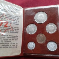 Monedas Franco: CARTERA DEL AÑO 1972. ESTADO ESPAÑOL. FRANCISCO FRANCO. Lote 210775690