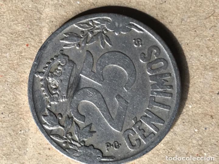 Monedas Franco: Cuatro monedas 25 céntimos 1925,1927,1934 y 1937 - Foto 6 - 210759586
