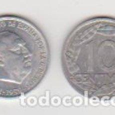 Monnaies Franco: MONEDA ESPAÑA ... ESTADO ESPAÑOL ... 10 CENTIMOS 1959. Lote 287030033