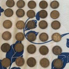 Monedas Franco: 2,5 PESETAS 1953 ESTRELLA 54 (30 MONEDAS). Lote 213762268
