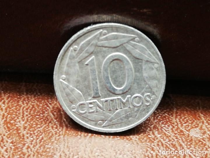 Monedas Franco: 9 monedas pesetas españolas del estado español de Franco 1937 a 1966 - Foto 13 - 214851083