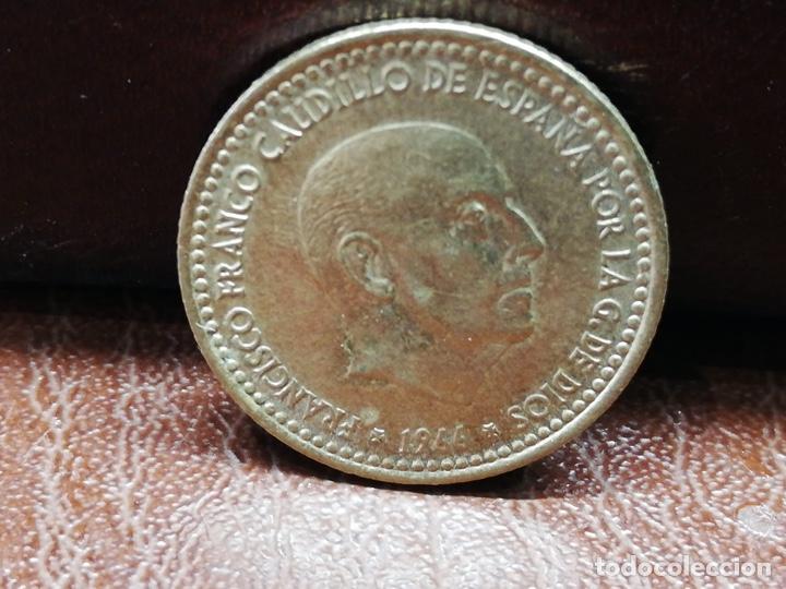 Monedas Franco: 9 monedas pesetas españolas del estado español de Franco 1937 a 1966 - Foto 19 - 214851083