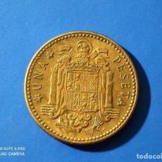 Monedas Franco: ESTADO ESPAÑOL 1 PESETA 1953 ESTRELLAS 19-54 S/C-. Lote 215276885