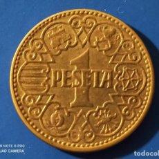 Monedas Franco: ESTADO ESPAÑOL 1 PESETA 1944 MADRID S/C. Lote 216515548