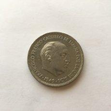 Monedas Franco: MONEDA DE 5 PESETAS 1949 *49. ESTADO ESPAÑOL. FRANCO. Lote 237692830