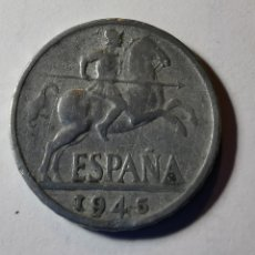 Monnaies Franco: MONEDA ESPAÑA ... ESTADO ESPAÑOL .. 10 CENTIMOS 1945. Lote 287029648