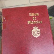Monedas Franco: ÁLBUM MONEDAS FRANCO. Lote 218284500