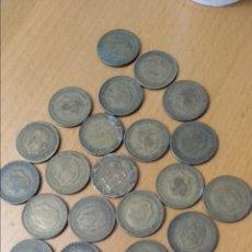 Monedas Franco: LOTE PESETAS 1953 (ALGUNAS *VISIBLE). Lote 219334240