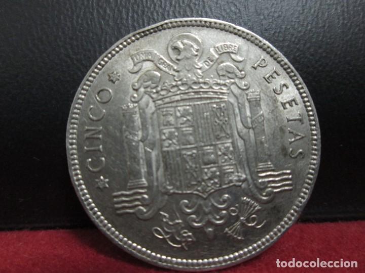 5 PESETAS 1949 ESTRELLA 50 (Numismática - España Modernas y Contemporáneas - Estado Español)