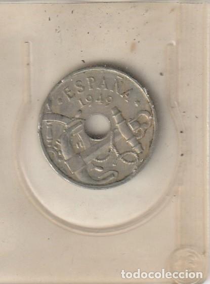 Monedas Franco: Lote 3 monedas de 50 cts 1949 circuladas - Foto 7 - 220610108
