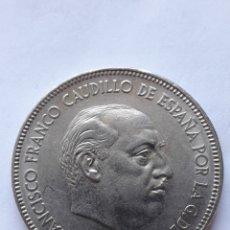 Moedas Franco: 5 PESETAS FRANCO 1949 ESTRELLA 49. Lote 231768485