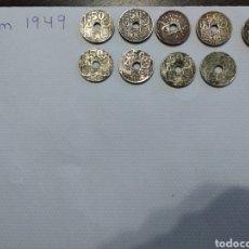 Monedas Franco: LOTE MONEDAS FRANCO. Lote 221967601