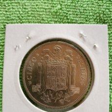 Monedas Franco: 5 PESETAS DE 1949 ESTRELLA 49. POCAS A LA VENTA. SIN CIRCULAR. Lote 221968720