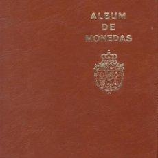 Monedas Franco: ST(HB)- ALBUM CON COLECCIÓN MONEDAS ESPAÑA. VER 10 IMÁGENES. Lote 221994808