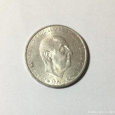 Monedas Franco: FRANCO 100 PESETAS PLATA 1966 * 70 , EBC +. Lote 222011098