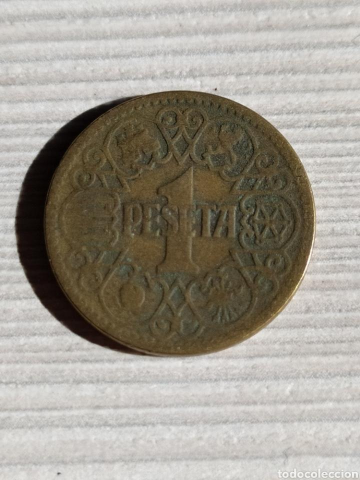 1 PESETA DE 1944 (Numismática - España Modernas y Contemporáneas - Estado Español)