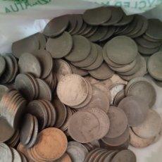 Monedas Franco: LOTE DE 230 MONEDAS DE 25 PESETAS. Lote 226276810