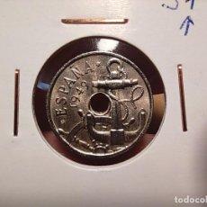 Monedas Franco: 50 CÉNTIMOS FRANCO 1949 *51 SIN CIRCULAR FLECHAS HACIA ARRIBA. Lote 226380200