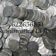 Moedas Franco: ESPAÑA LOTE 10 MONEDAS 100 PESETAS FRANCO 1966 KM 797 PLATA. Lote 252896215