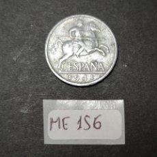Monedas Franco: MONEDA 5 CÉNTIMOS 1941.JINETE ESPAÑOL.FRANCO.ESPAÑA.EBC. Lote 227611395