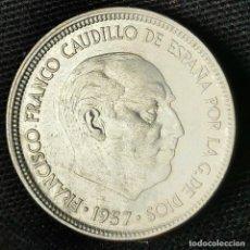 Monnaies Franco: AA421. EBC++. 5 PESETAS 1957 *67. Lote 227660847