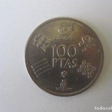 Monedas Franco: 100 PESETAS MUNDIAL 82. Lote 227780800