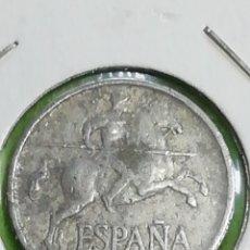 Moedas Franco: 5 CÉNTIMOS DE 1941 CIRCULADO. ESTADO ESPAÑOL. Lote 229991755