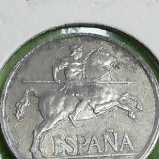 Monedas Franco: 5 CÉNTIMOS DE 1940 ESTADO ESPAÑOL. MUY BIEN CONSERVADO. Lote 229992610