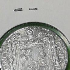Monedas Franco: 5 CÉNTIMOS DE 1940 EN MUY BUEN ESTADO DE CONSERVACIÓN.. Lote 230250310