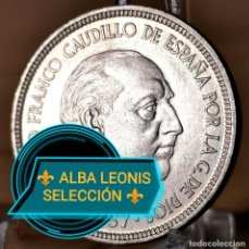 Monete Franco: AA993. S/C. 5 PESETAS 1957 *58. Lote 232912050