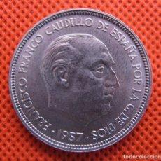 Monedas Franco: MONEDA 50 PESETAS DE 1957 ESTRELLA DEL 71. Lote 232952405