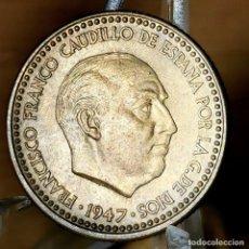Monete Franco: AB035. S/C. 1 PESETA 1947 *52. Lote 233527120