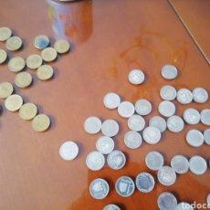Monedas Franco: COLECCIÓN MONEDAS ANTIGUA. PESETAS Y BILLETES HISTÓRICOS.. Lote 234895225