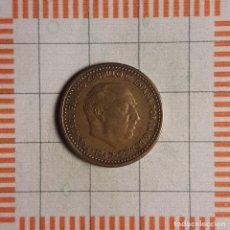 Monnaies Franco: ESTADO ESPAÑOL, 1 PESETA 1947 *54. Lote 234918405